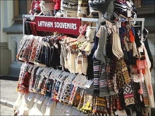 сувениры из латвии, продукты из Латвии, виза в латвию