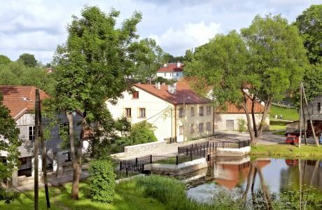 внж в латвии маленькие города латвии