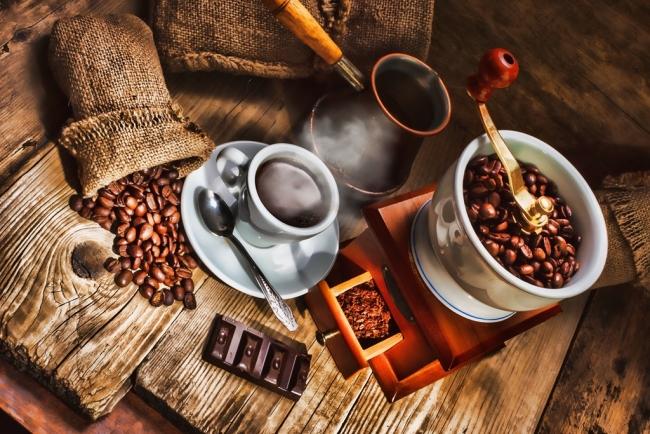 кофейная фабрика в латвии