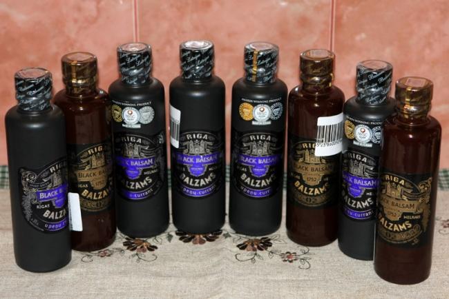 рижский бальзам сувениры из Латвии запрет на ввоз в Россию
