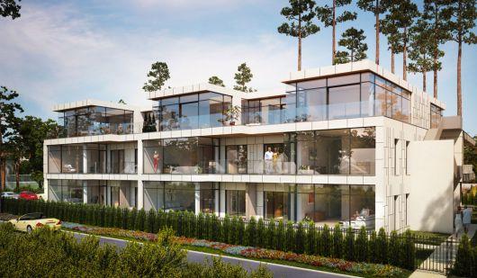 недвижимость в латвии юрмала