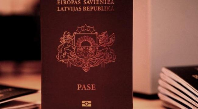 паспорт латвия без визы
